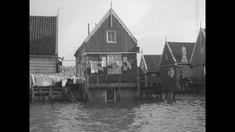 Video: STORMRAMP NOVEMBER 1928 (1928) - Filmverslag over de stormramp en de overstroming in Marken en Rotterdam in november 1928. Het eerste gedeelte (tot 01:58) geeft de situatie in Marken weer ; het tweede gedeelte laat de gevolgen van de overstroming in Rotterdam en omgeving zien