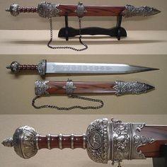 The Roman Gladius Sword