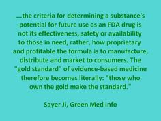"""The """"Gold Standard"""" in Evidence-based medicine. Note: I endorse this one. Evidence Based Medicine, Drugs, Health Care, Nutrition, Note, Diy, Bricolage, Do It Yourself"""