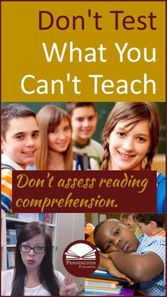 Need RtI, ESL, ELD reading assessments for program placement and to inform instruction? Download FREE whole class tests with audio files and recording matrices from Pennington Publishing. Plus, find out which assessments are unnecessary. In short, my advice is twofold: Only Test What is Teachable and Don't Test What You Can't Teach. Response To Intervention, Reading Assessment, Reading Intervention, Teaching Reading Strategies, Reading Resources, Reading Comprehension, Common Core Vocabulary, Academic Vocabulary, Teaching Vocabulary