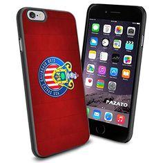 Soccer MLS CLUB DEPORTIVO CHIVAS USA FC LOGO SOCCER FOOTBALL , Cool iPhone 6 Smartphone Case Cover Collector iPhone TPU Rubber Case Black Phoneaholic http://www.amazon.com/dp/B00U2TBSRS/ref=cm_sw_r_pi_dp_RM3nvb1NDJC02