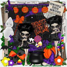 Freebie - Spooky Kit (PU)