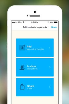 If you're dreading the mass email chains from your kid's class, try the Remind app. It makes communicating with your child's teacher way easier.