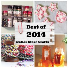108 Best Craft Dollar Store Crafts Images Bricolage Dollar
