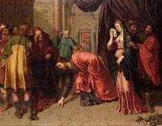 Category:Pieter van Lint — Cristo y la mujer adultera