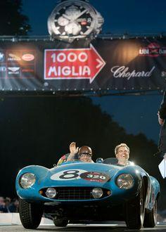 #Chopard Mille Miglia Classic Car Rally