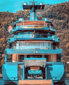 This kind of modern yacht is undeniably an amazing style technique. This kind of modern yacht is undeniably an amazing style technique. Bateau Yacht, Expensive Yachts, Big Yachts, Yacht Cruises, Yacht Party, Private Yacht, Yacht Interior, Yacht Boat, Boat Design