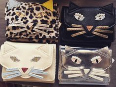 #casselini のCATウォレット 猫さん好きにはたまらない可愛さ✨  #cat #wallet  #キャセリーニ #猫グッズ  #猫雑貨  #にゃんこさんの顔がかわいい❤️ #nouvergine  #ヌーベルジーン  #新作が続々入荷中  #気になる商品はお問い合わせ下さい