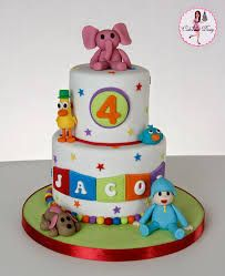 Image result for pocoyo cake