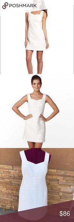 6c09e1268ab Lilly Pulitzer Ivory Adriana Dress