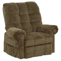 Catnapper Deluxe Omni Power Lift Lounger Recliner Thistle - 4827 2102-15