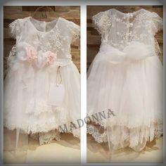 Girls Dresses, Flower Girl Dresses, Little Girls, Wedding Dresses, Fashion, Vestidos, Infant Girl Clothes, Christening, Dresses Of Girls
