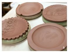 How to Make Great Slump-MOlded Plates with a Cheap Craft Store Tool, by Nancy Gallagher - Ceramic Arts Daily