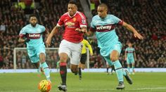 Manchester United 0-0 Westham- English Premier League Result - http://www.77evenbusiness.com/manchester-united-0-0-westham-english-premier-league-result/