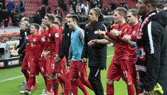 Bundesliga: RB Leipzig outmuscle Freiburg to keep Bayern Munich off league standings summit #FCBayern  Bundesliga: RB Leipzig outmuscle Freiburg to keep Bayern Munich off league standings summit  Berlin: RB Leipzig continued their stunning start to life in the Bundesliga on Friday with a 4-1 win at Freiburg that saw them move six points clear of Bayern Munich at the top of the table.  Timo Werner scored twice for the visitors at the Schwarzwald Stadion in between goals by Naby Keita and…