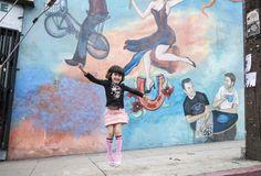 Silver Lake, Los Angeles, CA #graffiti #urbanart #silverlake #losangeles #la #california #usa #art #street #children #color #photo #marcelocoelho #reallife #lifestyle  insta:@marcelocoelhofotografia  www.marcelocoelho.com
