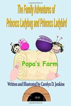 Princess Ladybird Papa's Farm - AUTHORSdb: Author Database, Books & Top Charts