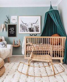 √ 27 Cute Baby Room Ideas: Nursery Decor for Boy, Girl and Unisex - baby - Kinderzimmer Baby Boy Nursery Room Ideas, Baby Room Boy, Boho Nursery, Baby Bedroom, Nursery Neutral, Baby Boy Nurseries, Baby Room Decor, Girls Bedroom, Bedroom Decor