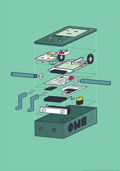 The inside of BMO. illustration BMO entertainment system by Zureev on DeviantArt Adventure Time Anime, Adventure Games, Entertainment System, Fluttershy, Powerpuff Girls, Equestria Girls, Cadena Cartoon, Princesse Chewing-gum, Desenhos Cartoon Network