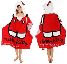Hello Kitty Bath towel