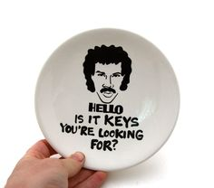 Hello is it keys you're looking for  Lionel Ritchie by LennyMud, $18.00