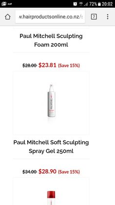 Hair product to try Paul Mitchell, Shopping, Products, Gadget