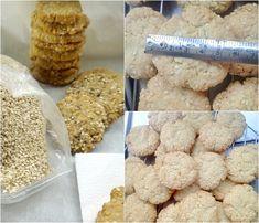 Biscuit Bar, Biscuits, Cereal, Cookies, Breakfast, Desserts, Food, Breakfast Cafe, Tailgate Desserts