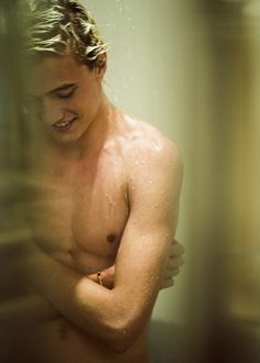 Lucky Blue Smith, probably the most popular male model on the planet right now, featured in this intimate series photographed by Matt Lambert for Paper Magazine, and styled by Adele Cany. Paper als…