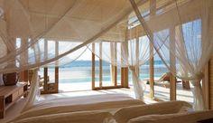 Beachfront Escape: Six Senses Con Dao, Ba Ria-Vung Tau, Vietnam  #jetsettercurator