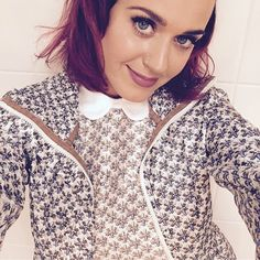 Katy's gone PURPLE! Do you love it?