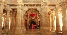Adinath Temple, Ranakpur, Rajasthan Indian Temple, Hindu Temple, India Architecture, Beautiful Places, Nature, Naturaleza, Nature Illustration, Off Grid, Natural