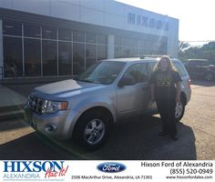 Andrew Gary Paul Montreuil was awesome! He got me in the vehicle I wanted for the price I wanted. So happy I decided to come here and SO excited to be in my 2012 Ford Escape!!! I would definitely recommend Hixson of Alexandria to anyone looking for a new vehicle! I had a great experience here! Thank y'all so much!  Lauren Cox Tuesday, July 28, 2015