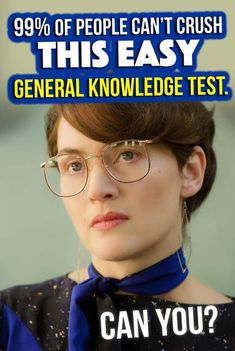 Time for another general knowledge quiz! If you dominate the world of trivia, then you'll be sure to dominate this challenging test better than most! General Quiz, General Knowledge Test, General Knowledge Quiz Questions, Quiz Questions And Answers, Trivia Questions, Playbuzz Quizzes, Quizzes For Fun, Interesting Quizzes, Trivia Quiz