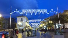 Pizzo di Calabria Christmas Illumination 2014