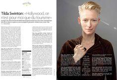 Interview Tilda Swinton