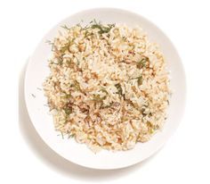 Brown Rice Pilaf, make ahead side dish