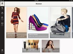 "Nordstrom wants to take part in the growing ""couch commerce"" arena and has launched a new iPad app to give customers what they want – convenience to shop all of the products they would otherwise buy at a local Nordstrom store (or online) from their beloved tablet."