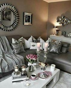 ▷ 1001+ Wohnzimmer Deko Ideen   Tolle Gestaltungstipps | Wohnung Deko |  Pinterest | Couchtische, Deko Ideen Und Wohnzimmer