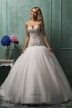 Amelia Sposa 2014 Wedding Dresses | Heart Over Heels