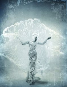 """Tex Saverio """"White Collection"""" (the designer who worked on Hunger Games franchise)"""
