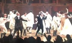 'Hamilton' Cast Goes Crazy With Rousing Tribute To Prince - This sure made my day...