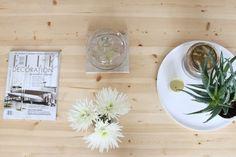 simply grove's coffee table