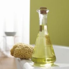 I've been using 100% grape-seed oil on my face morning & night - best moisturizer ever! :)