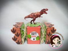 Caixa bala Dinossauro