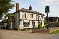 King William IV Pub restaurant, Heydon, Royston