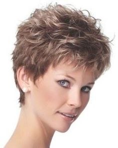 """19 Stunning Short Hairstyles for Long Faces """"I want them all, especially # 13 - Beliebte Frisuren - Short Shag Hairstyles, Haircuts For Fine Hair, Short Hairstyles For Women, Straight Hairstyles, Choppy Hairstyles, Pixie Haircuts, Hairstyle Short, Black Hairstyles, Sassy Haircuts"""