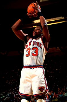 Patrick Ewing...though he never brought the Knicks a championship, there hasn't been a presence more iconic to the team since his departure.