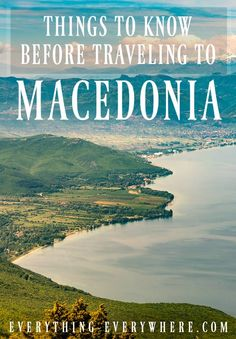 Macedonia is a republic located in Southeast Europe and within the Balkan Peninsula.  This useful travel guide will tell you everything you need to know when planning your trip!