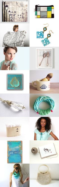 Fresh  -  Sunday Finds by Osnat on Etsy--Pinned with TreasuryPin.com