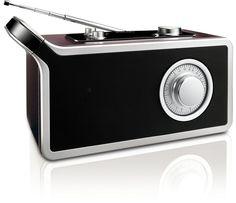 Philips AE2730, para nostálgicos de la radio http://www.xataka.com/p/95289